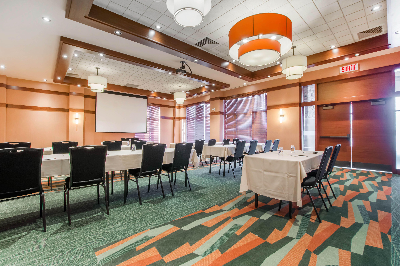 Salle de réunion Levis