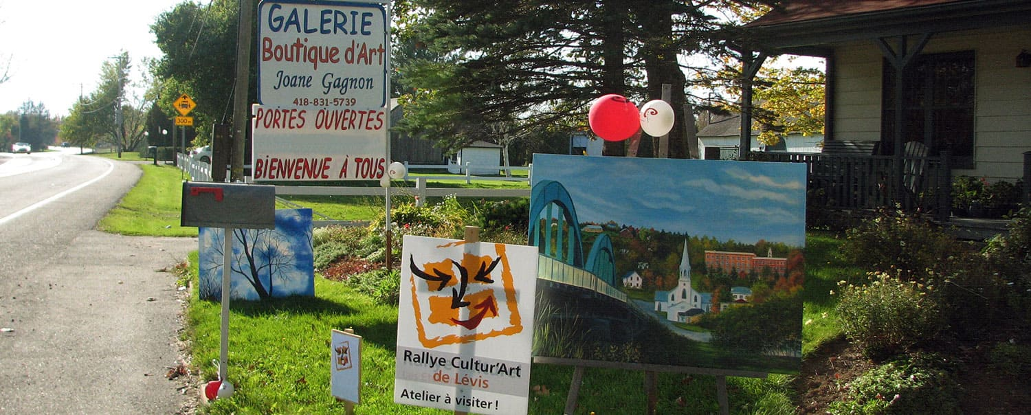 Source : Rallye Cultur'Art de Lévis