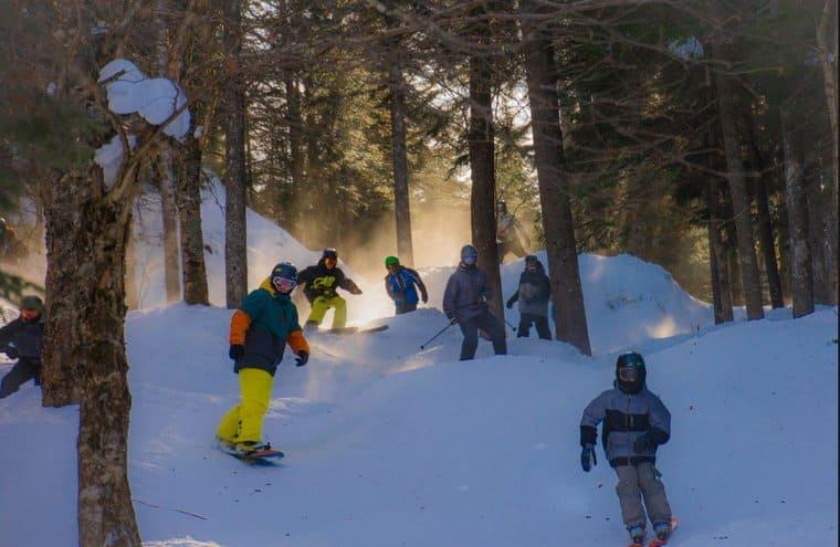 ski_mont orignal
