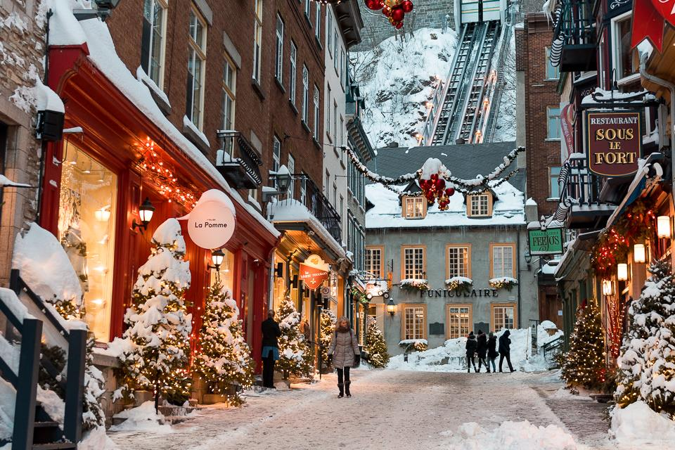 2019 holiday shopping Quebec